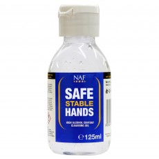 NAF Safe Stable Hands (125ml)